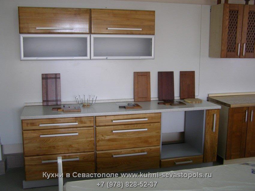 Кухни из массива в Севастополе