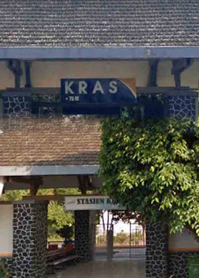 Stasiun Kras