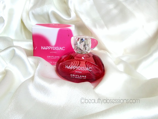 Oriflame HappyDisiac Women Eau De Toilette - Review