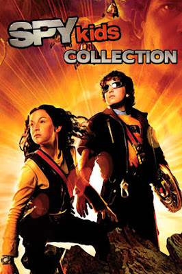 Spy Kids Coleccion DVD R1 NTSC Latino