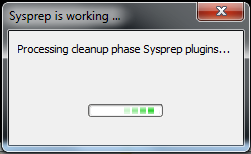 Technological Tips & Tricks: Windows 7 Sysprep and WDS