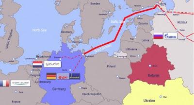 Германия разрешила строительство Северного потока-2