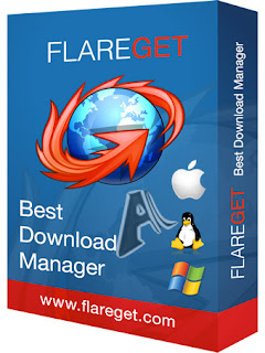 FlareGet Pro is a full featured, multi-threaded download manager and accelerator for Windows.