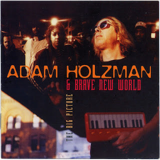 Adam Holzman and Brave New World - 1997 - The Big Picture