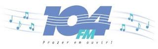 Rádio 104 FM de Natal Rio Grande do Norte ao vivo na net...