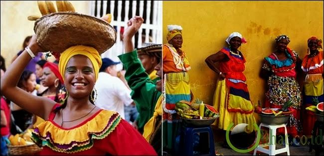 Kolombia Negara Ramah