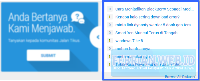 JalanTikus com Tempat download Software dan Game gratis