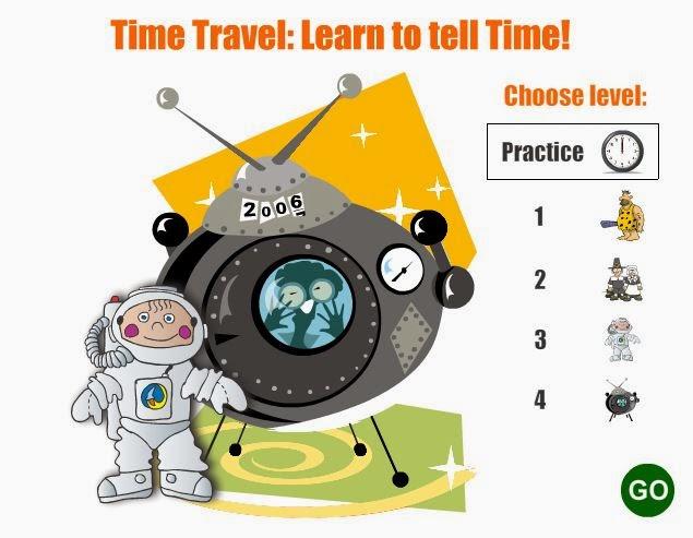 Abcya Time Travel Clock