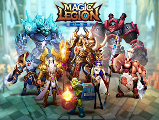 Magic Legion 魔法軍團 APK