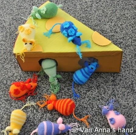 Van Annas Hand Muizen