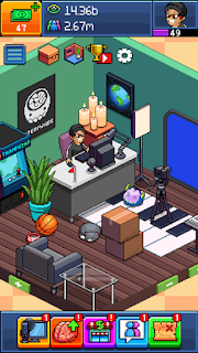 PewDiePie Tuber Simulator account