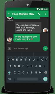 chomp SMS Pro 7.21 Premium  APK is Here!