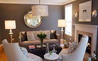 decoration for small living room in apartment