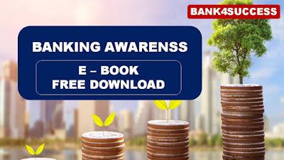 Banking Awareness Hand Book PDF Free Download