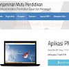 Rilis Aplikasi Pemetaan PMP 2018.04 Jenjang SD, SMP, SMA, dan SMK