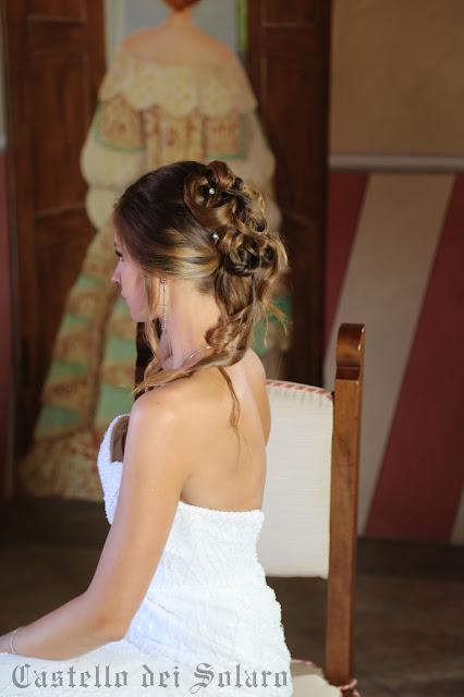 Prova dell'abito da sposa? Chi ti porti nel camerino?