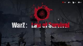 WarZ: Law of Survival Apk Mod Moedas Infinitas
