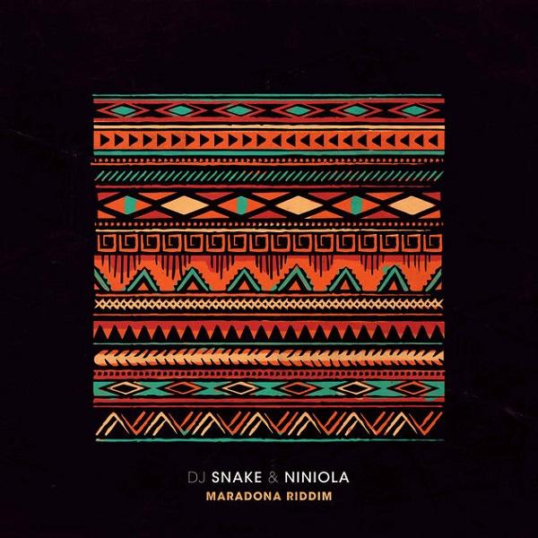 DJ Snake Feat. Niniola - Maradona Riddim