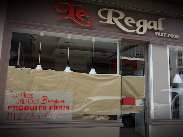 « Le Regal » rue du Vau Saint-Germain à Rennes