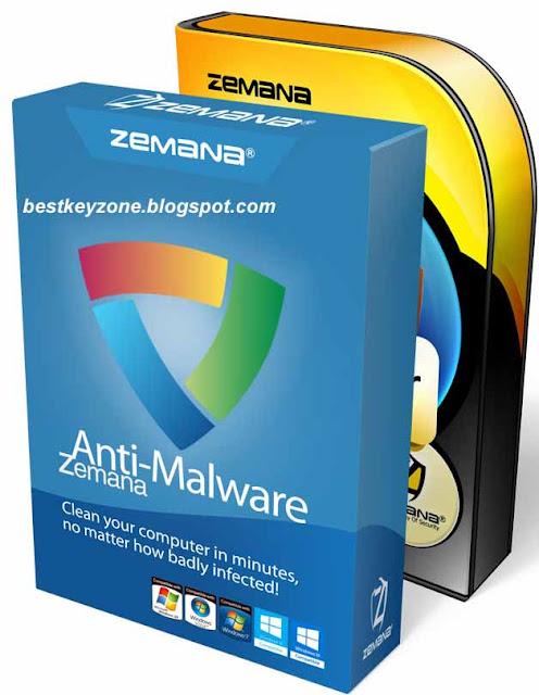 Zemana AntiMalware Premium Free License Key Download ...