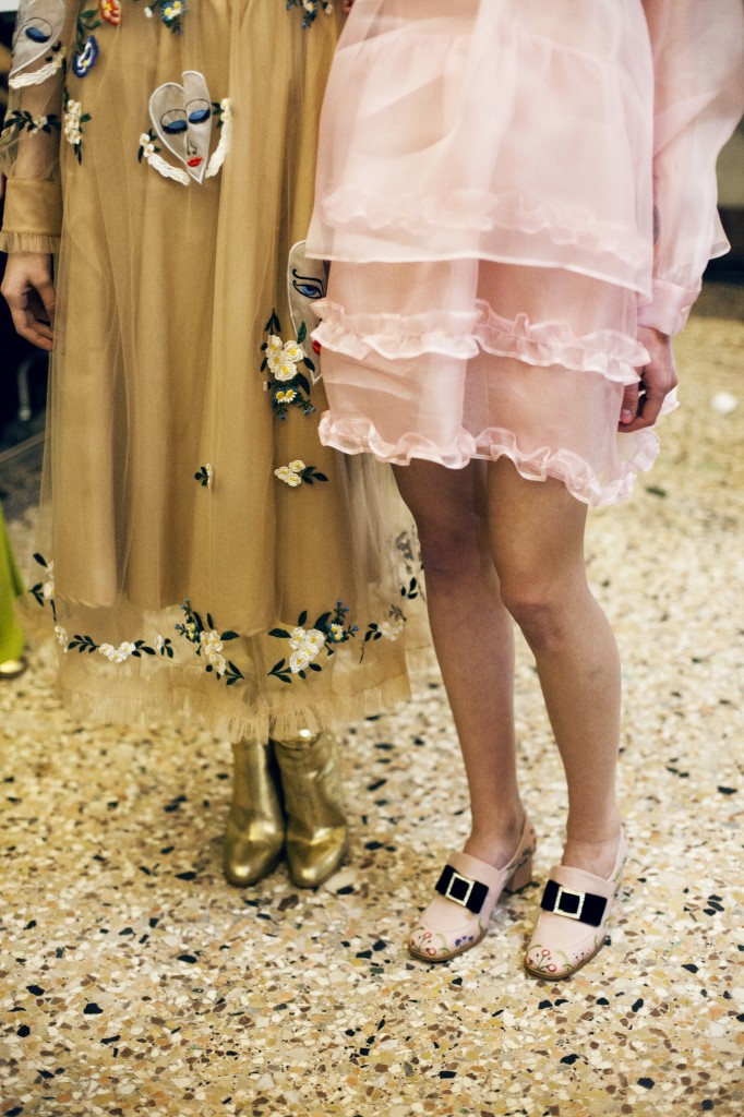 Milan Fashion Week Vivetta AW16 | Cool Chic Style Fashion