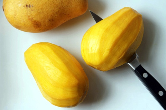 hubungan buah mangga dan ruam kulit