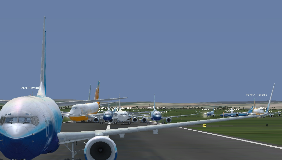 Fsx multiplayer review