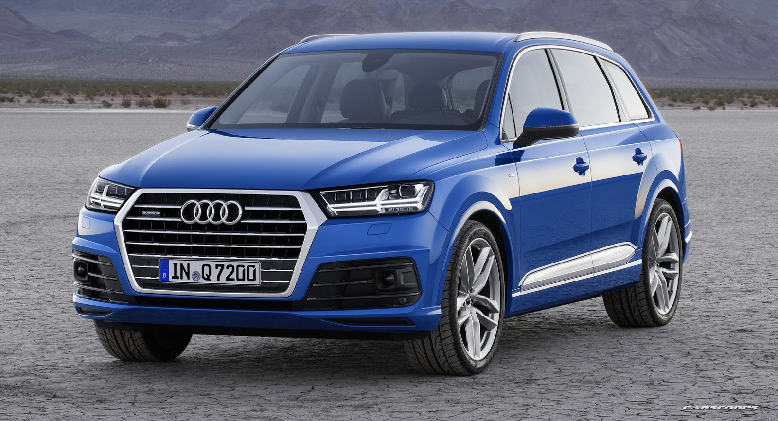 face off new audi q7 vs volvo xc90 wpoll carscoops autos post. Black Bedroom Furniture Sets. Home Design Ideas