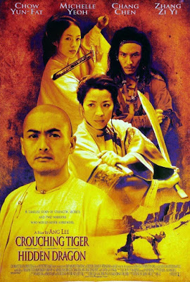 Sinopsis film Crouching Tiger, Hidden Dragon (2000)