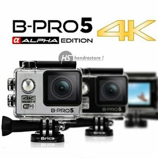 Action Camera Brica B PRO 5 Alpha Edition