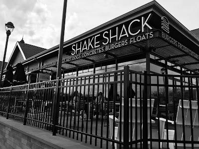 New York, Shake Shack, Woodbury