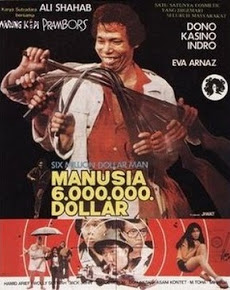 Download Film Warkop DKI - Manusia 6 Juta Dolar Full Movie Indonesia