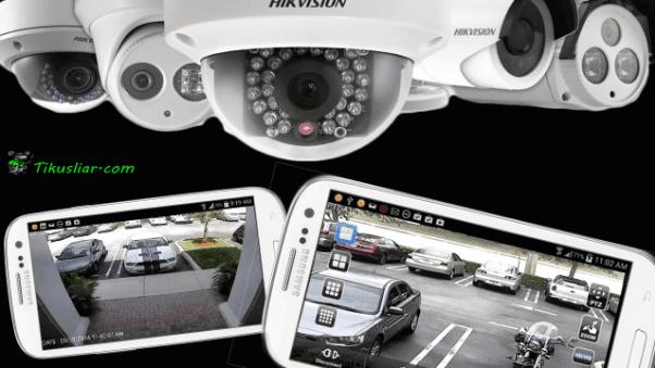 Cara Melihat Rekaman CCTV Menggunakan HP Android