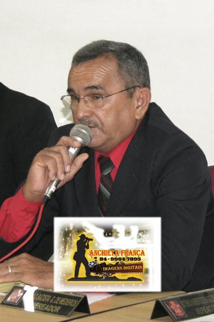 Resultado de imagem para Vereador Batista do Posto