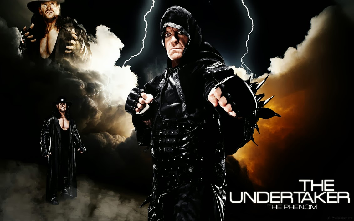 HD WALLPAPERS: Undertaker pics photos images HD Wallpapers