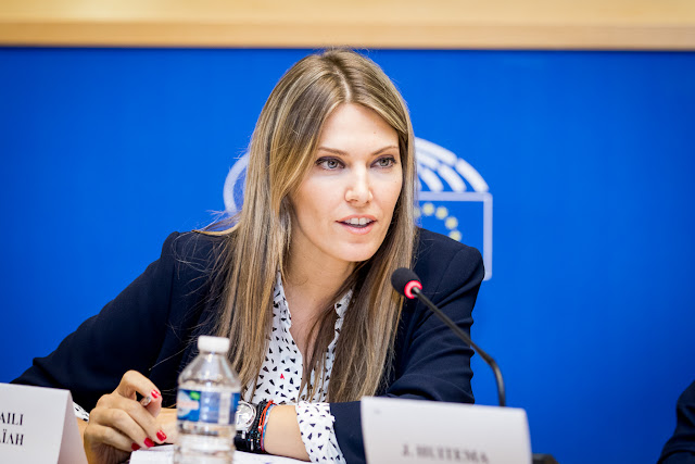 Eva Kaili - thecolumnist.gr