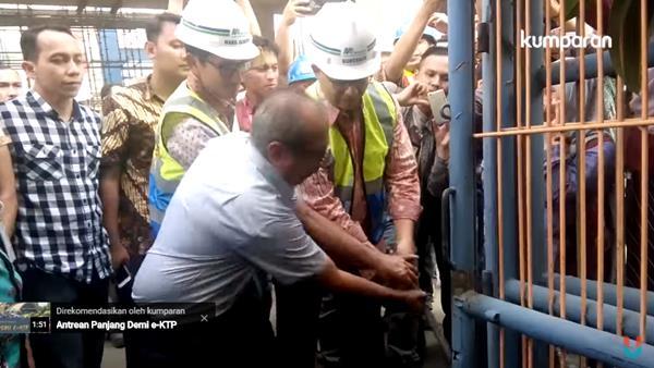 Dari Ahok hingga Djarot Lahan untuk MRT tak Bisa Dibebaskan, Ketika Anies-Sandi Warga Ikhlaskan