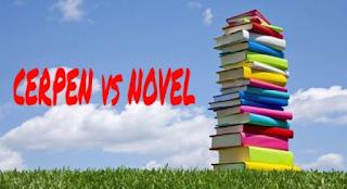 Perbedaan Novel dan Cerpen Lengkap