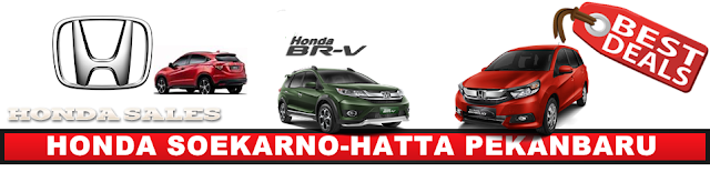 Harga On The Road Honda Pekanbaru Riau Terbaru 2018