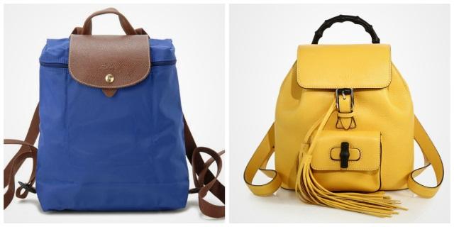 tas ransel keren untuk wanita