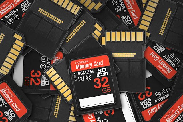 3 Cara Mudah Memperbaiki Memory Card yang Rusak Parah