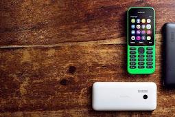 Nokia 215 HP Murah Dan Bisa Internetan