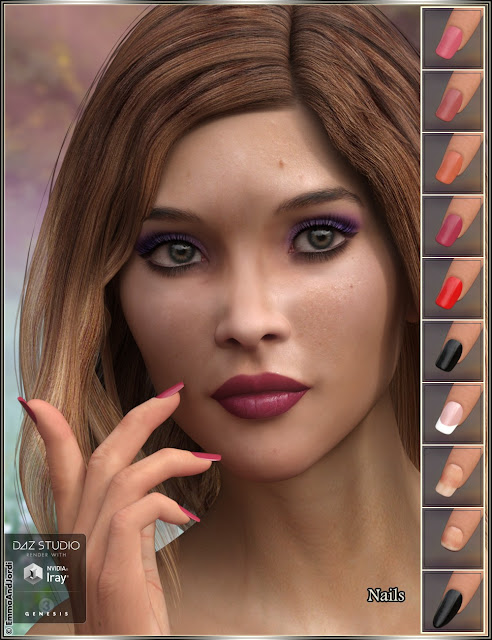 EJ Rosalia for Genesis 3 Female