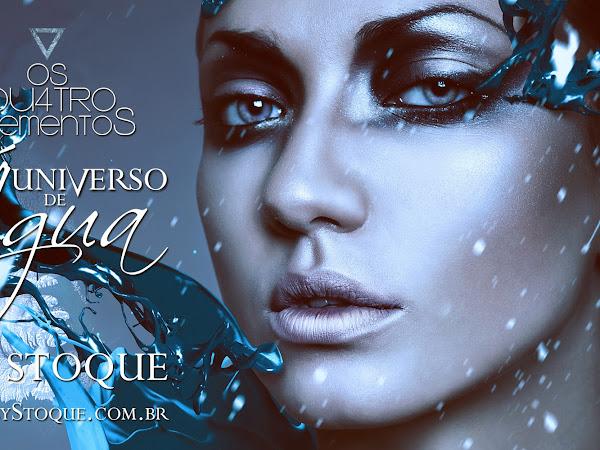 #MêsFantástico: Universo de Água (Saga Os Qu4tro Elementos Vol. 4) - Opiniões