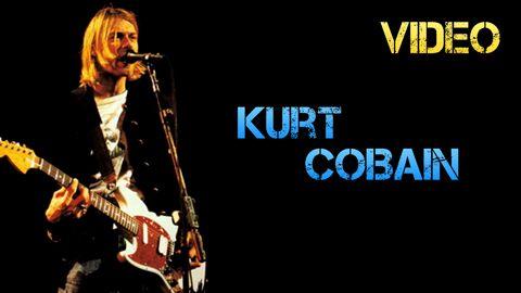 Vídeo Biografía de Kurt Cobain