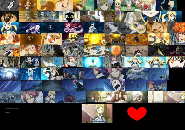 Fairy Tail Lucy And Natsu Kissing Episode | www.pixshark ...