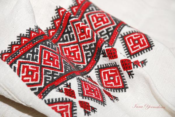 Полики сорочок Східного Поділля. Частина 2.  3dd84662626ff