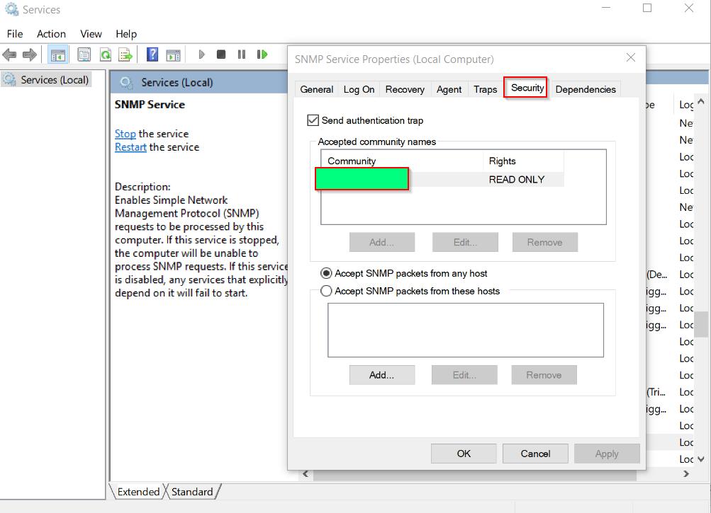 MIS-Chuck隨手筆記: Cacti SNMP設定 (Windows/CentOS/Esxi)