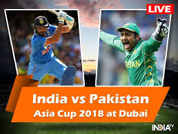 Live Cricket IND vs PAK Super Four
