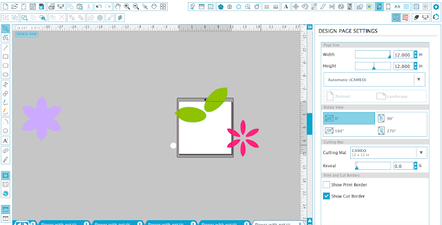 designing in silhouette studio tutorial, save images, save preview